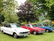 Norfolk & Norwich Rover Owners Club Rally