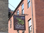 Walnut Tree Shades Pub Sign