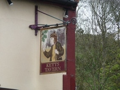 Ketts Tavern Pub Sign