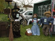Scarecrow & flower festival