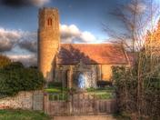 Trinity church Carlton Colville