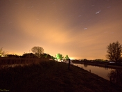 Evening skies on the Norfolk Broads