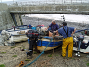 Fishermen at Sheringham