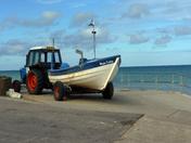 East Runton on the North Norfolk Coast