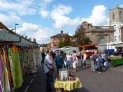 Market Day at Fakenham