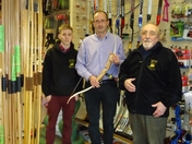 Air Cadets Add Another String to Their Bow!