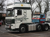 Attleborough Player's Pantomime for the East Coast Truckers Charity.