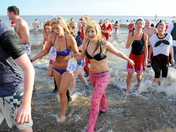 Lowestoft Christmas Day Swim
