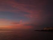 Lovely sunset at weston