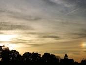 Autunminal Skies in Burgh