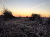 A frosty morning over Cranham