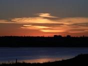 Stunning Winter Sunset