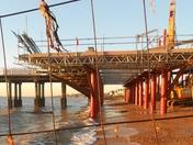 Reconstruction of Felixstowe Pier
