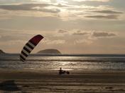 Beach Sailing Weston Beach