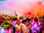 Weston Hospicecare Colour Run