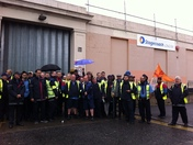Bus strike in Barking over Olympic pay