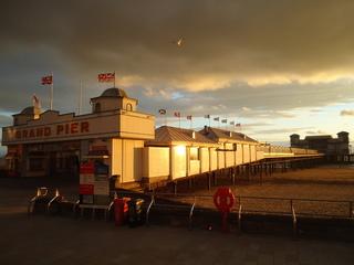 Photo Challenge - Grand Pier