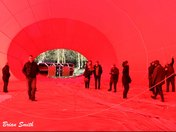 INSIDE THE BIG RED BALLOON