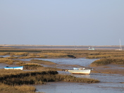 Big Skies at Brancaster Staithe