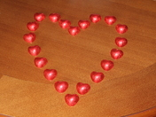Red Hearts (Sweet Heart)