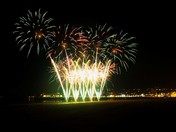 GRAND PIER FIREWORKS AT HALF TERM