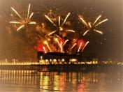 February Fireworks.