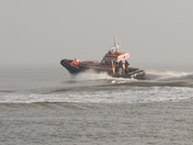 The Caister Volunteer Lifeboat