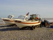 Cromer Crab Boats.
