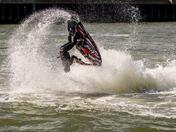 Jet ski stunts, Movement