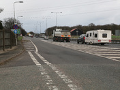The A12 at Capel St Mary and Copdock when the Orwell Bridge is closed - part 2