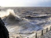 Stormy Seas around Knightstone