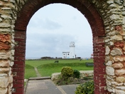 The Old Lighthouse At Hunstanton