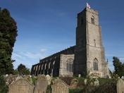 Blythburgh Church view 1