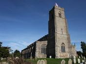 Blythburgh Church view 2