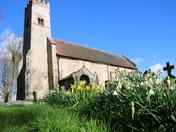 Pretty Oxnead Church
