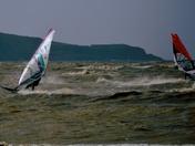 Wind Surfing Weston Front