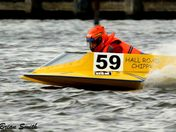Hydroplane on the Broads