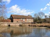 Newton Mill ( water challenge)
