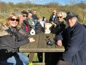 iwitters meet at Lackford Lakes