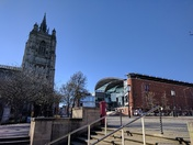 Glorious Norwich sunshine