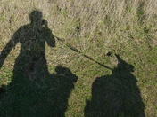 Me and my shadows(taken by me)