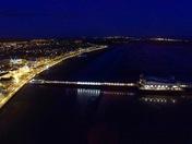 Photo Challenge - Weston by night