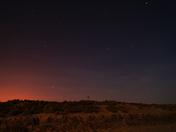Night sky at Winterton-on-sea