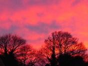 Beautiful Norfolk Sunset