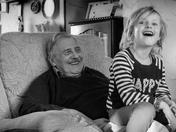 Betty & Grandad