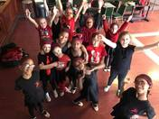 Curzon School of Dancing Wear Red