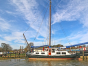 Pin Mill on a spring morning