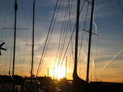 Masts, Masts and more Masts