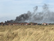 Fire in Great Yarmouth