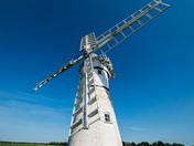 Thurne Mill, Blue Sky